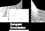 Logo European Commission (white)