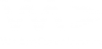 Logo We Are Developers (white)